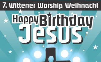 Happy Birthday Jesus 2018
